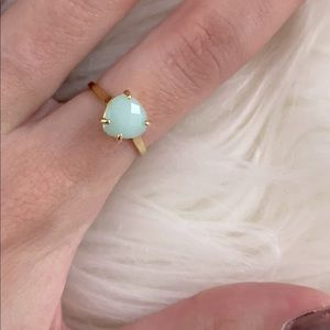 NWOT gold dainty ring from francescas